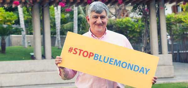 """Cliff Arnall teams with DEC BBDO to Beat """"the Blue Monday"""" Blues in the Canary Islands"""