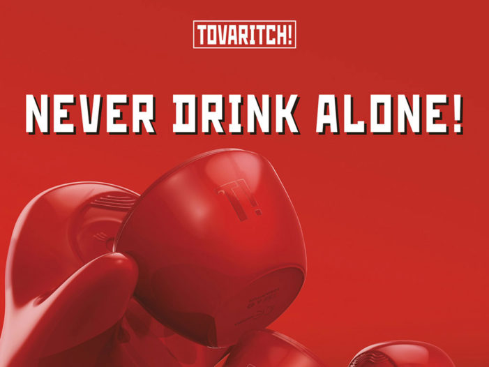 Proximity Madrid asks you to 'Never Drink Alone' in new campaign for Tovaritch! Vodka