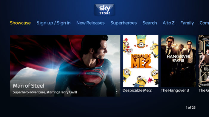 Sky Store appoints Telegraph Hill to position Sky Store as home of Pre-Order