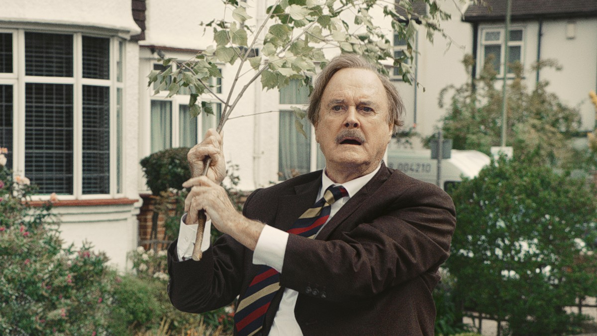 John Cleese Bashes His Fawlty Car in Latest Specsavers Spot