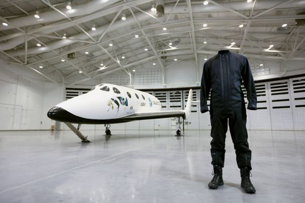 Adidas Y-3 unveils Yohji Yamamoto- designed Virgin Galactic space suits
