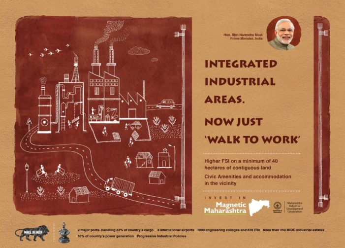 Maharashtra welcomes the world to the Make in India Week