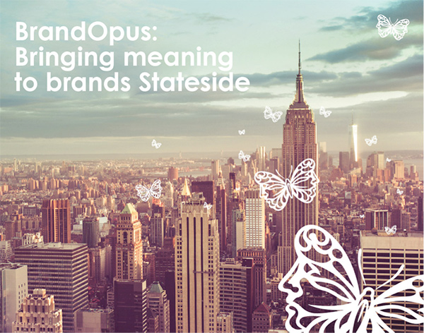 BrandOpus announces the opening of its first US office