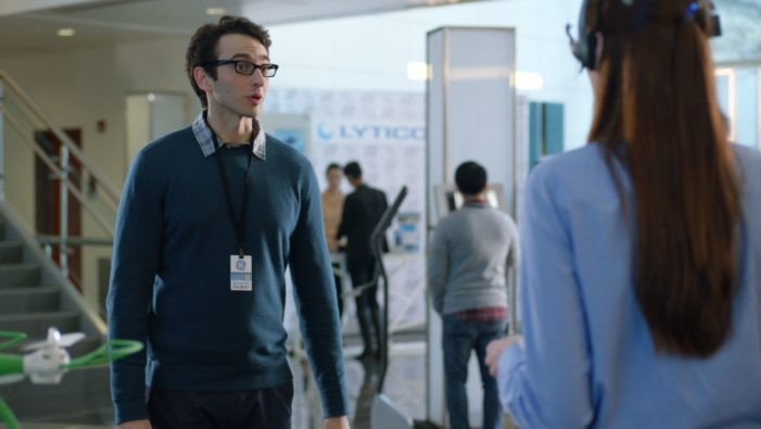 GE Attracts Tech Talent with Fun Campaign from BBDO New York