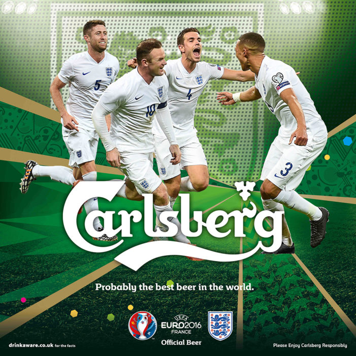 Carlsberg Kicks Off UEFA EURO 2016 Campaign in the UK