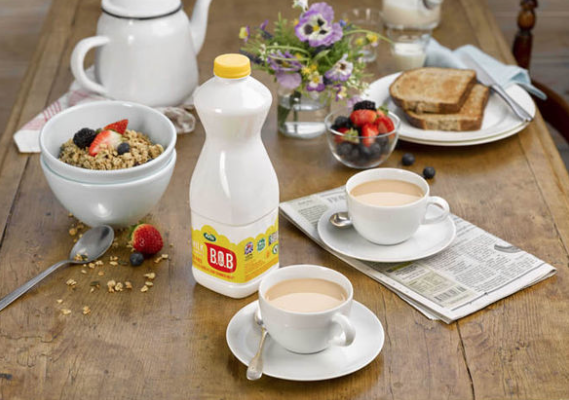 Space & Arla team to launch the UK's first ever yellow-top milk