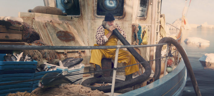 walker Zurich makes Fishing Look Cool with Tongue-in-Cheek Campaign for Fisherman's Friend