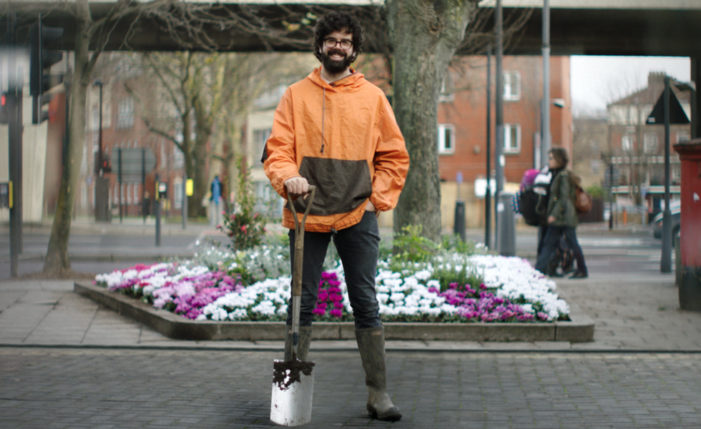 Leo Burnett London Goes Guerrilla Gardening for New Co-op Bank Film