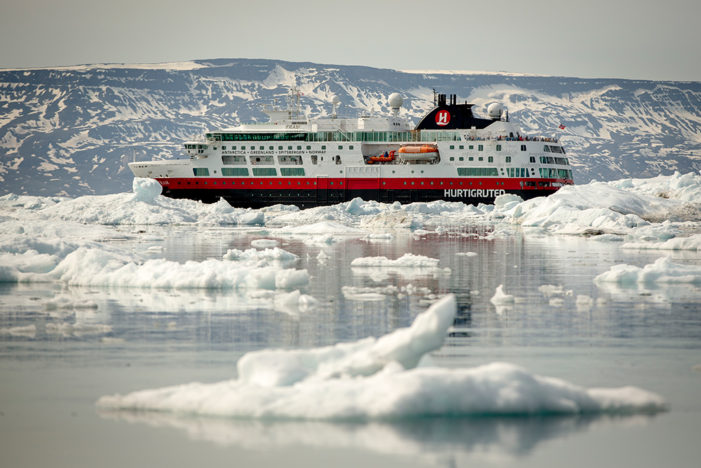 Hurtigruten Awards Media Account to The Specialist Works
