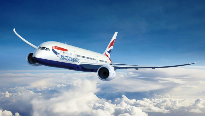 British Airways flies to the top of Superbrands list for a third year