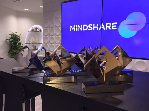 Mindshare Named Agency Network of the Year