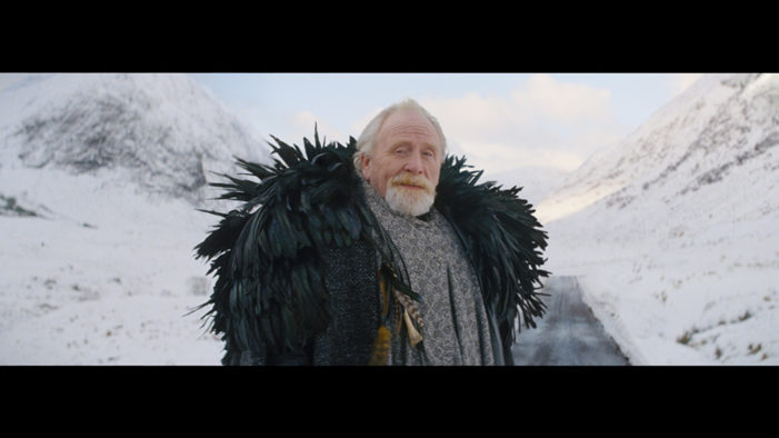 "Game of Thrones star James Cosmo imparts more wisdom for latest ads in Bank of Scotland ""Decisions Well Made"" campaign"