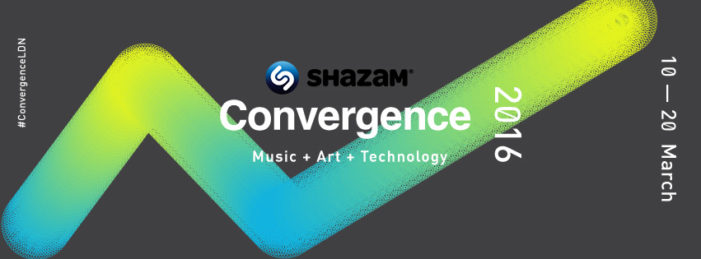 Convergence festival taps Shazam for Visual Recognition technology
