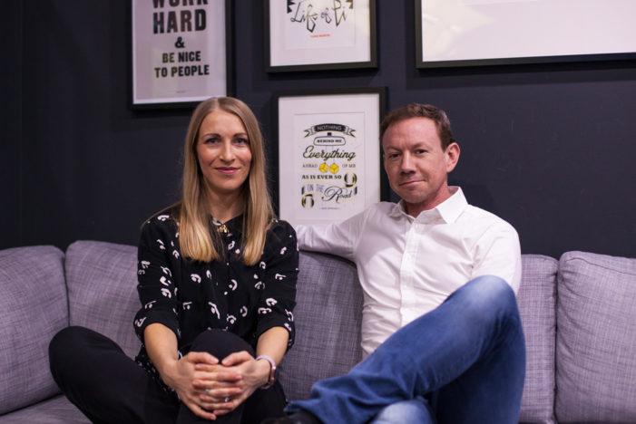 VML promotes Chris Wood to European role as Amanda Farmer takes over London leadership