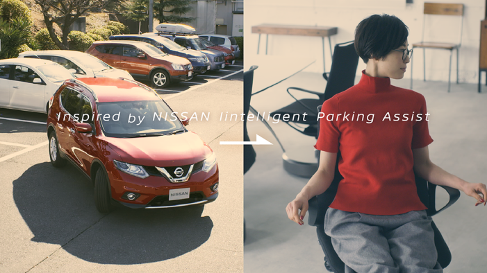 Nissan creates self-parking chair to appease tidy Japanese office workers