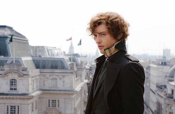Burberry launches racy perfume ad directed by Steve McQueen