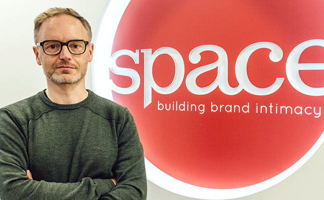 Space appoints Greg McAlinden as Creative Director