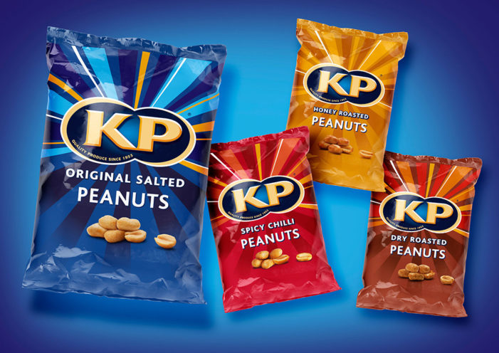 KP Snacks & Coley Porter Bell Unveil New Look & Feel For Iconic Nut Brand
