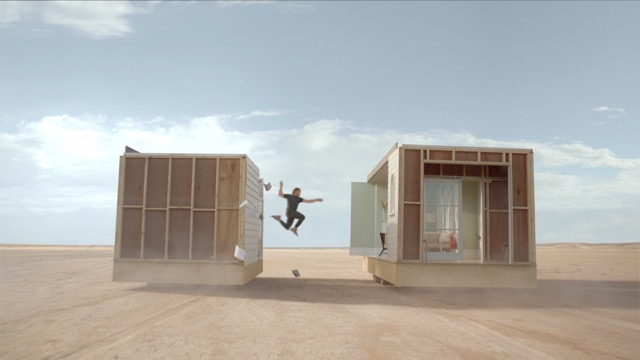 Clemenger BBDO Melbourne tells Aussies to 'take a leap' in latest NAB home loans campaign