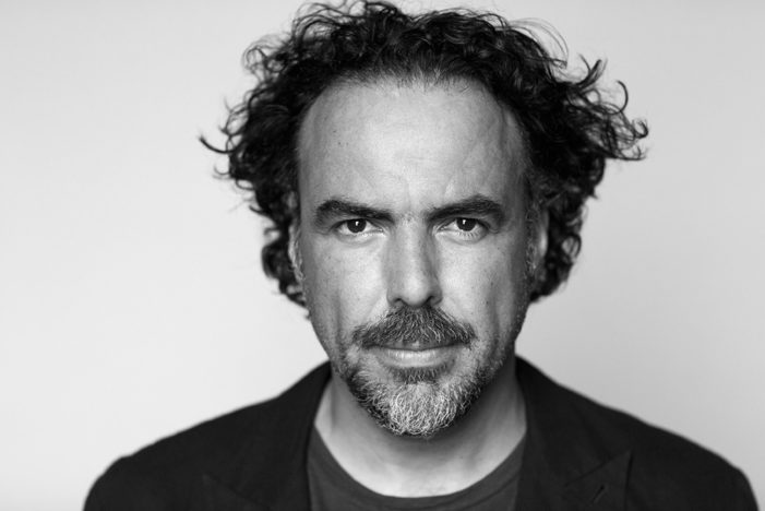 Oscar-Winning Film Director Alejandro González Iñárritu speaks with Tham Khai Meng at Ogilvy & Mather 2016 Cannes Lions Seminar