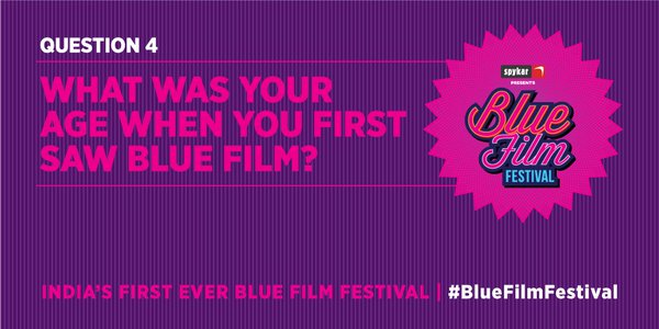 Spykar collaborate with Scarecrow to prank India's youth with 'Blue Film Festival'