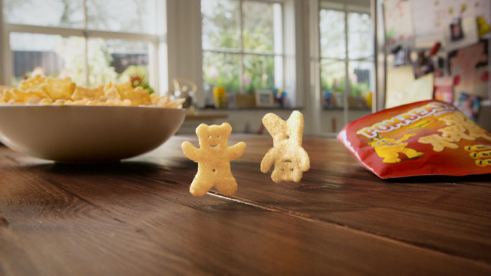 BMB Launches £1.5m 'Bare Bear Snack' Campaign for Pom-Bear