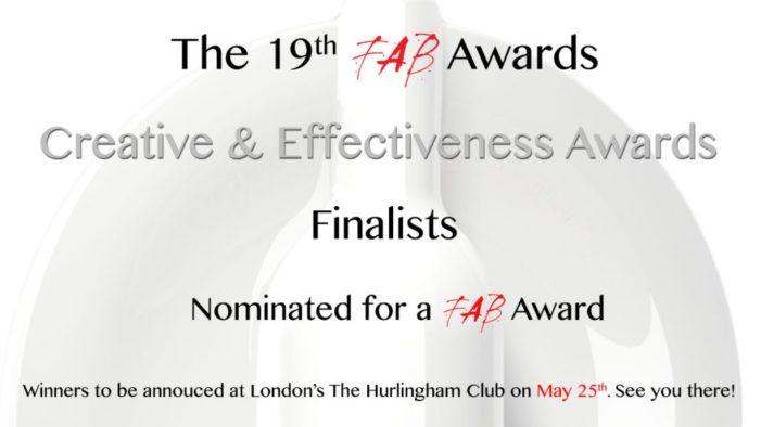 Finalists for The 19th FAB Awards Announced