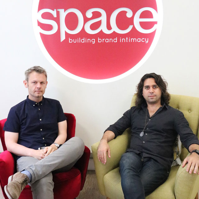 Space appoints Naz Nazli and Alex Ball as Creative Heads