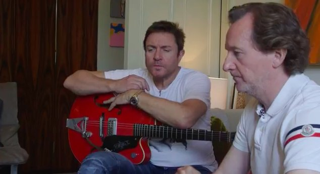 "Simon Le Bon and Nick Wood Collaborate with Cannes Lions Audience to Create ""Closer to Your Bed"""
