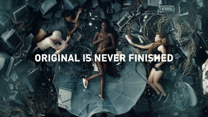 Johannes Leonardo and Adidas Originals win Grand Prix at Cannes
