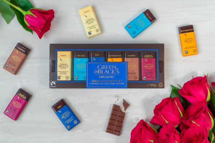 Premium chocolate brand Green & Black's appoints mcgarrybowen