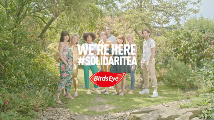 Birds Eye Shows Support for British Parents with Film to Celebrate Parenting Challenges