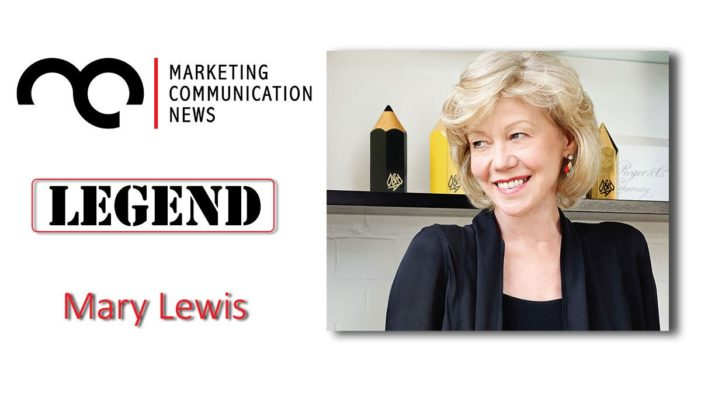 MarComm's Legend Series: Mary Lewis