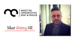 MarComm's Star Parade: Meet Antony (Ant) Hill