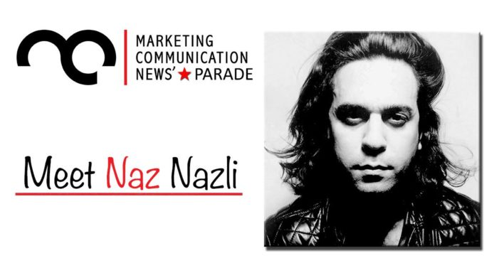 MarComm's Star Parade: Meet Naz Nazli
