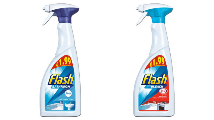 Procter & Gamble unveils new reduced priced Flash PMP in the UK