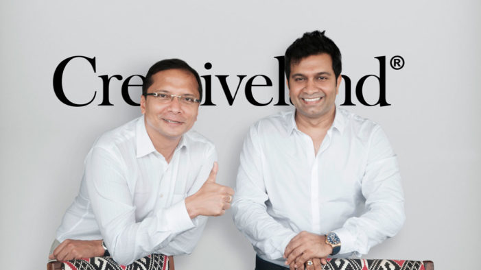 Sajan Raj Kurup takes back the reigns; as Creativeland Asia and Rana Barua part ways