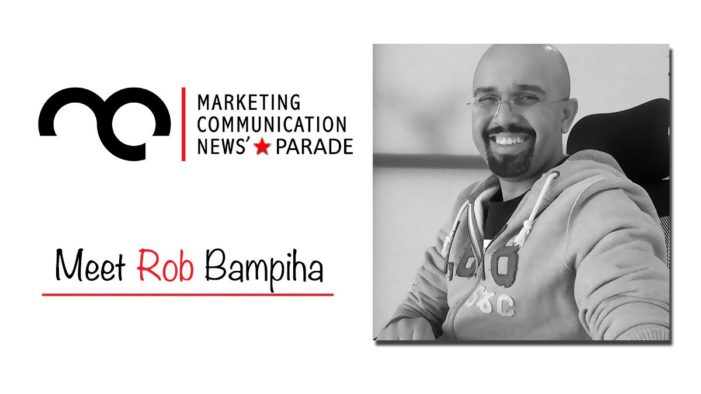 MarComm's Star Parade: Meet Rovertos (Rob) Bampiha