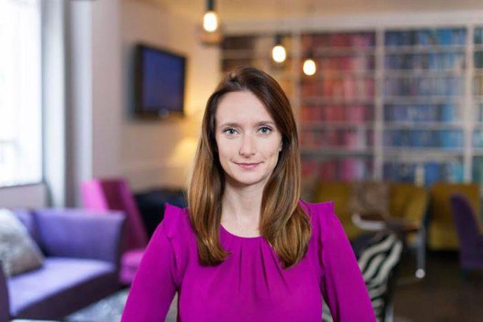 Arena Media names Sarah Treliving as Managing Director