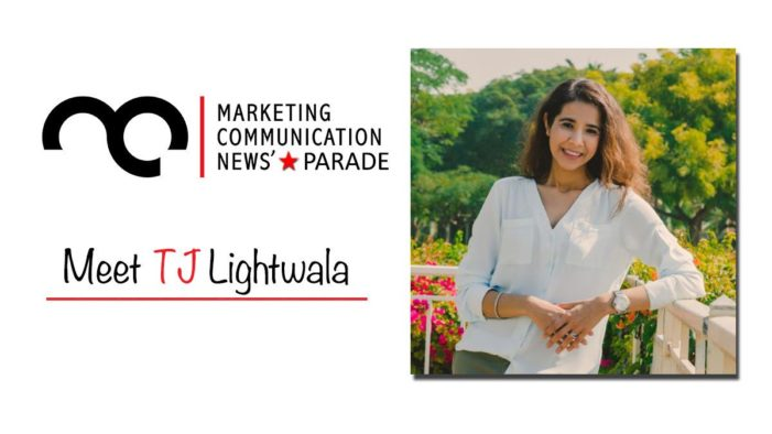 MarComm's Star Parade: Meet TJ Lightwala