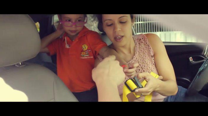 "McCann Santo Domingo and Nido create ""Umbilicar"" car safety device"
