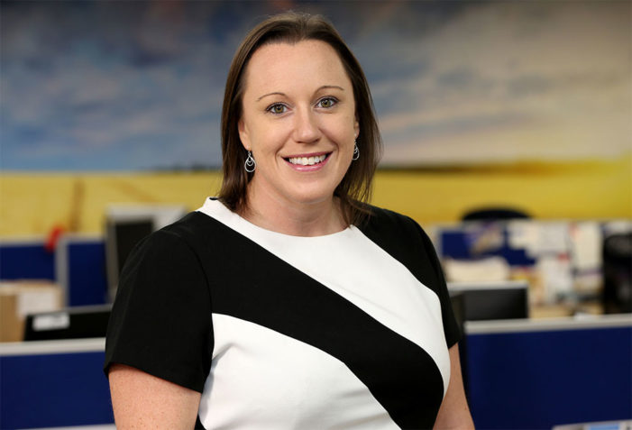 Becky Hain on-the-go at Weetabix as she takes up the position of Head of Category