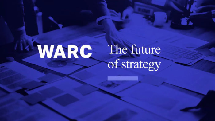 WARC's report highlights the impact planning disciplines are having on the marketing landscape