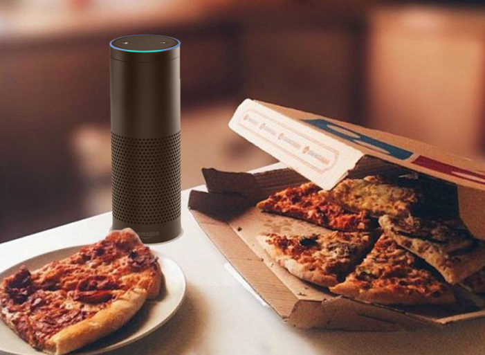 Domino's Launches Amazon Echo Ordering in the UK