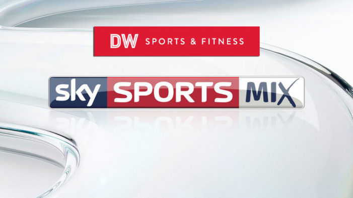 Sky Sports Mix announces DW Fitness First as first channel partner