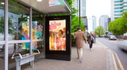 Smirnoff Cider uses location data and weather-activated DOOH to reach summer socialisers