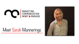MarComm's Star Parade: Meet Sarah Mannerings