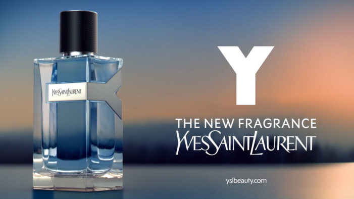 BETC unveils the launch campaign of Y, the new male fragrance by Yves Saint Laurent Beaute