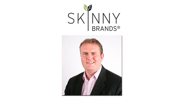 SkinnyBrands appoints Allan Moffat as new Marketing Director
