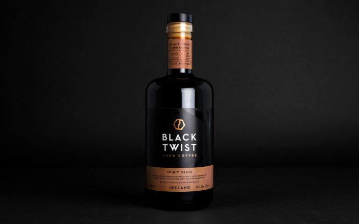 Robot Food brew up an identity with a kick for new premium spirit, Black Twist
